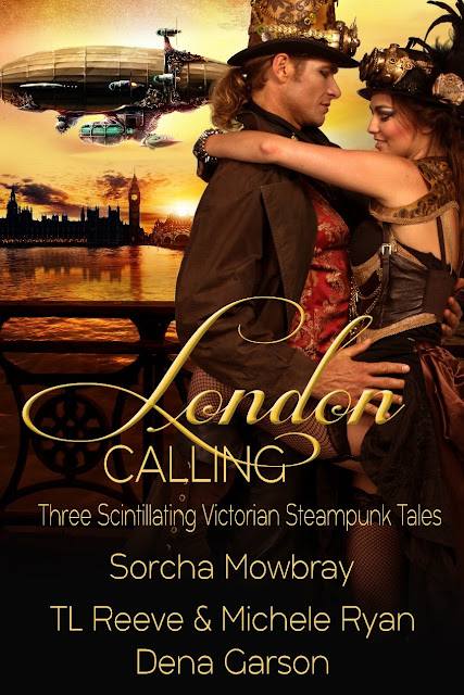 London Calling By Dena Garson, Sorcha Mowbray, TL Reeve & Michele Ryan Pre-Release Blitz & #Giveaway
