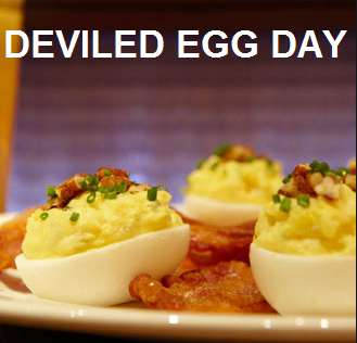 National Deviled Egg Day Wishes Pics