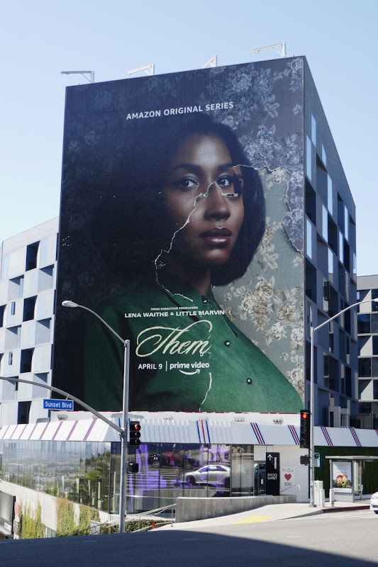 Giant Them series launch billboard