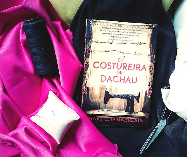 Livro A Costureira de Dachau