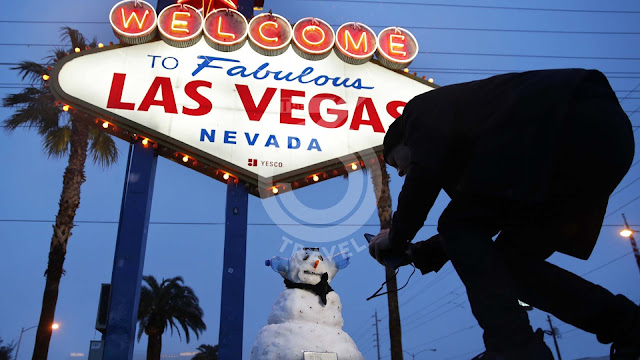 USA: Thanks to shows, Las Vegas attracts young people