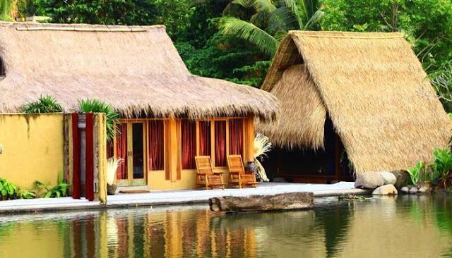 Rileks Sejenak di Penginapan Bernuansa Alam yang Fotogenik di Bali