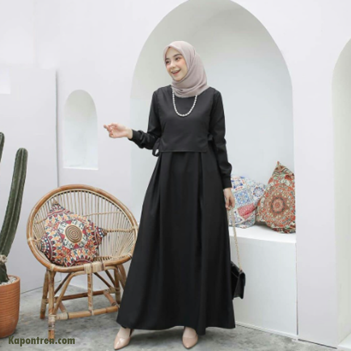 Pakaian Dress Wanita