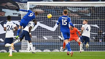 ملخص واهداف مباراة توتنهام وليستر سيتي (4-2) الدوري الانجليزي