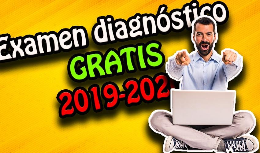 Examen diagnostico para primaria   2019-2020