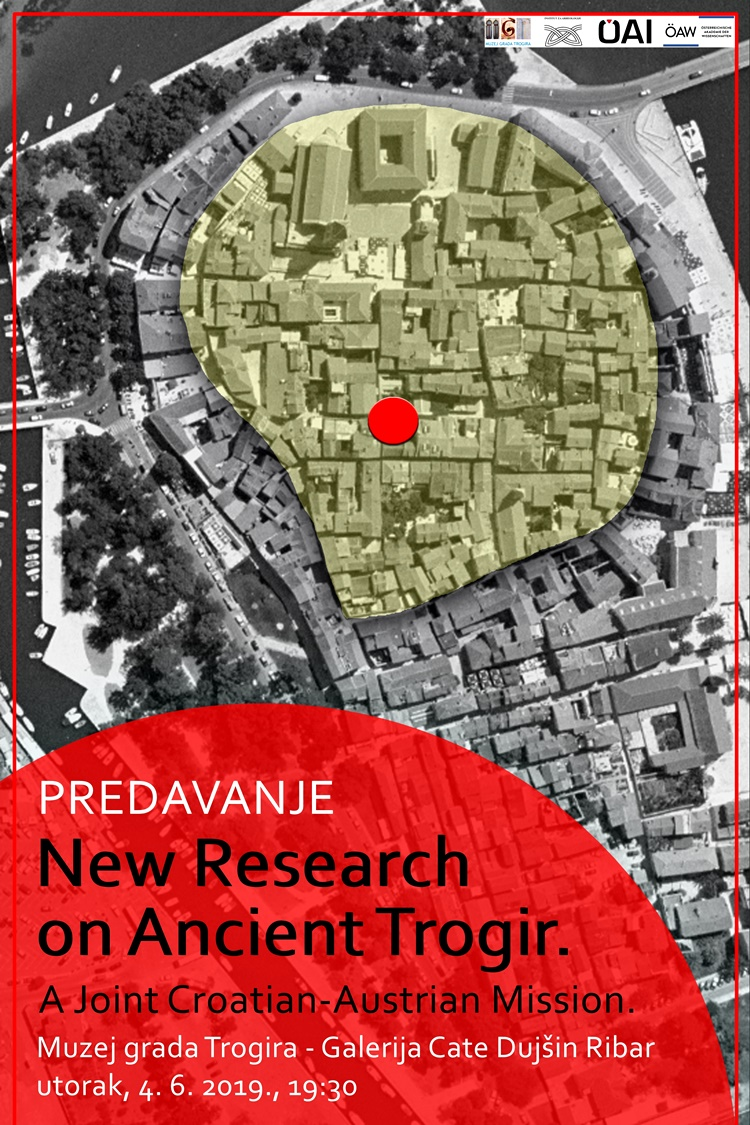 MGTR – Predavanje: NEW RESEARCH ON ANCIENT TROGIR (PRESS)