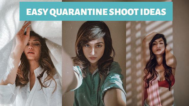 Easy Indoor Self Portrait Ideas