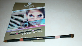 Twin Eye Brush De skinFact