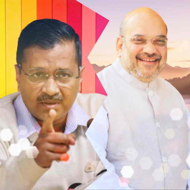 Amit Shah saves Delhi from Corona epidemic, Hindi news, Delhi News