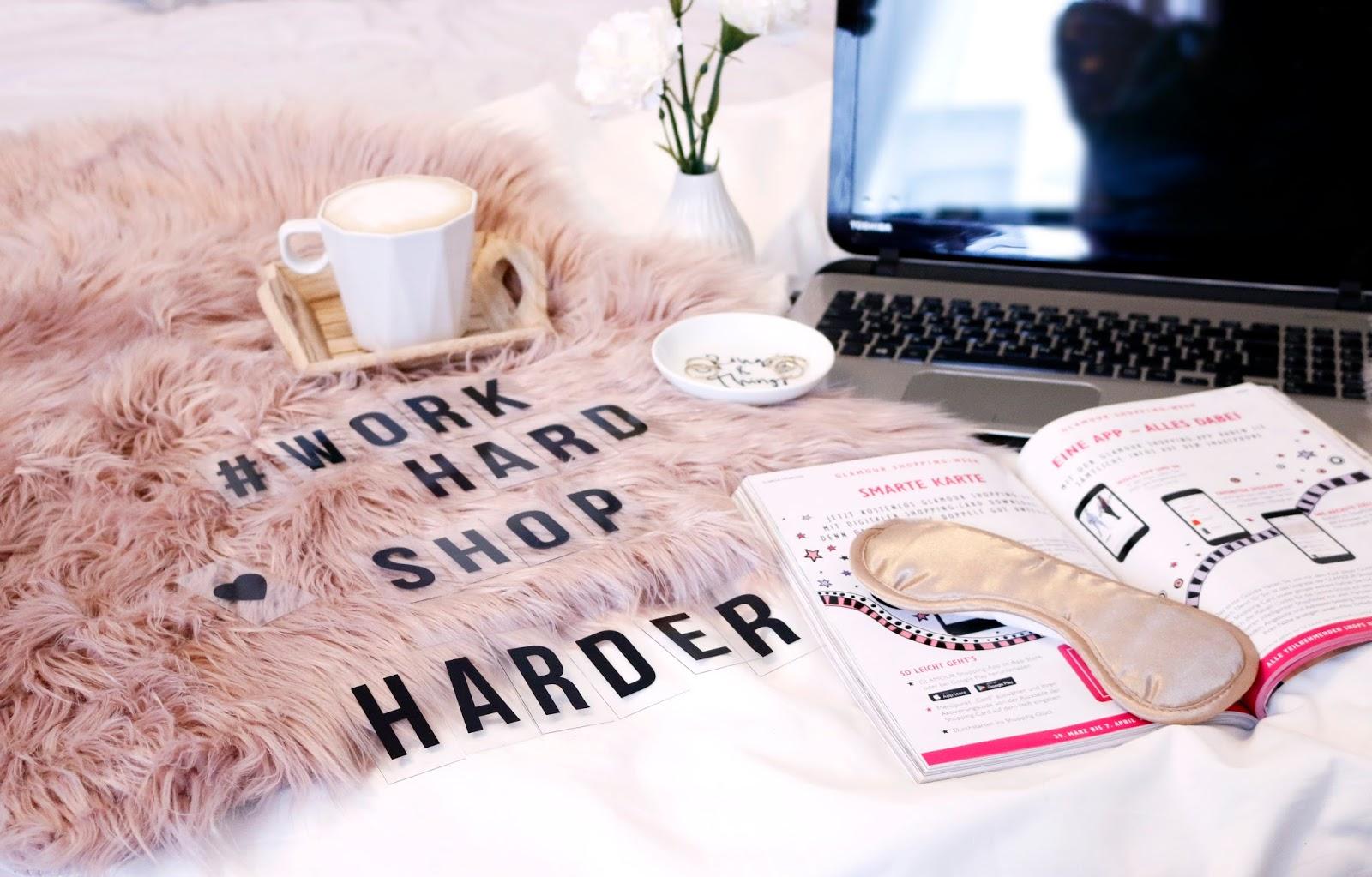 h&m code glamour shopping week
