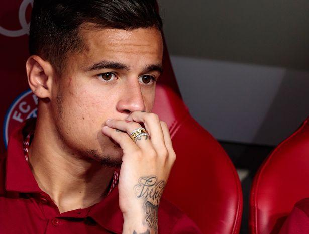 NÓNG: Coutinho nộp đơn đòi rời Liverpool