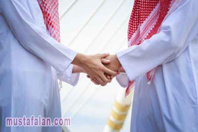 hadits tentang menjawab salam