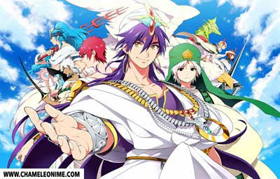 rekomendasi anime yang mirip dengan fairy tail
