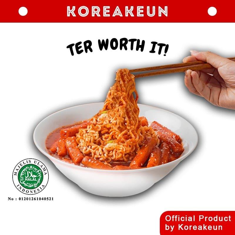 Rekomendasi Toko Makanan Korea Halal di Shopee, Murah dan Terpercaya