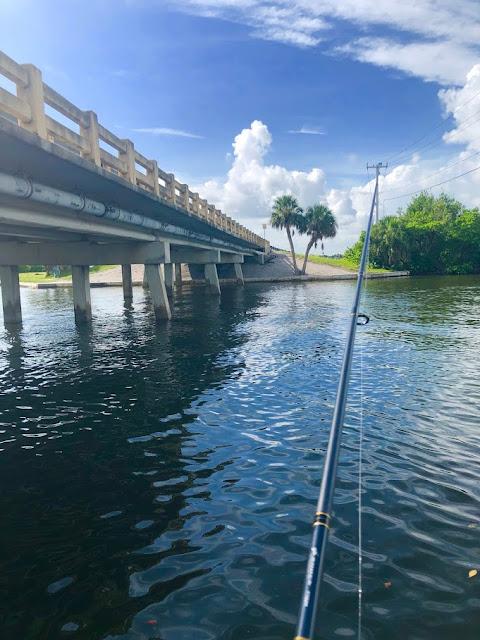 Fishing Little Carlos Pass