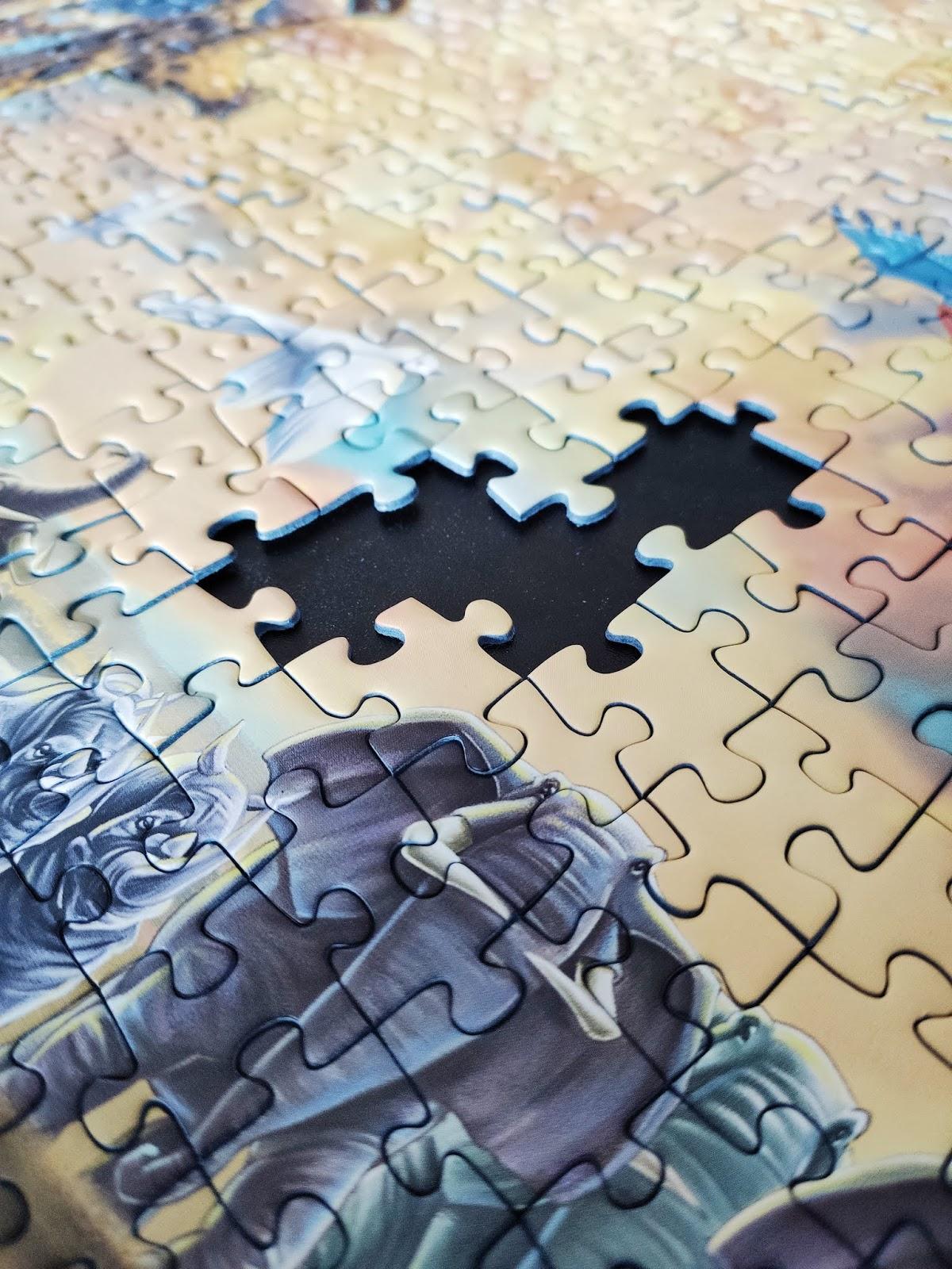 Kampf gegen Mental Load: Puzzle als regelmäßige Ablenkung