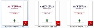 Buku Pegangan Guru Bahasa Sunda Kurikulum 2013 Kelas 7, 8 dan 9 PDF