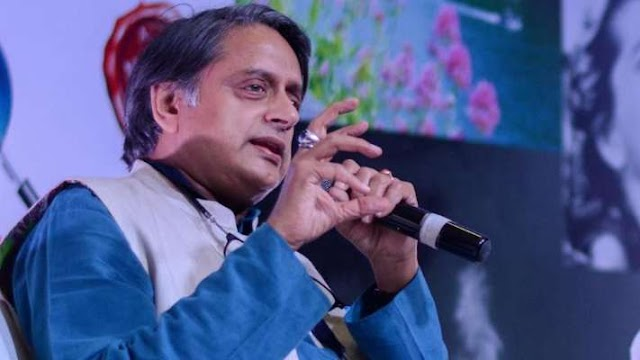 'Snollygoster': Shashi Tharoor describes Maharashtra scene in one word