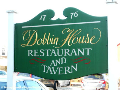 Dobbin House Restaurant and Tavern in Gettysburg Pennsylvania