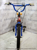 Sepeda Anak Pacific Avorio 18 Inci