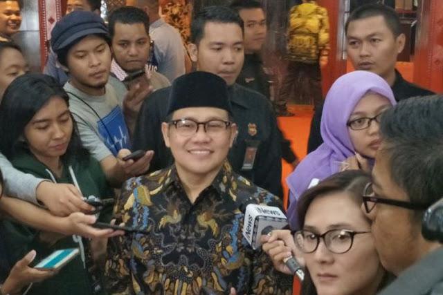 Sebegitunya Ngebet! Cak Imim Sampai Bilang Kalau Cawapres Jokowi Bukan Dirinya, Bilang Lihat Saja Kalau Tidak Join.......