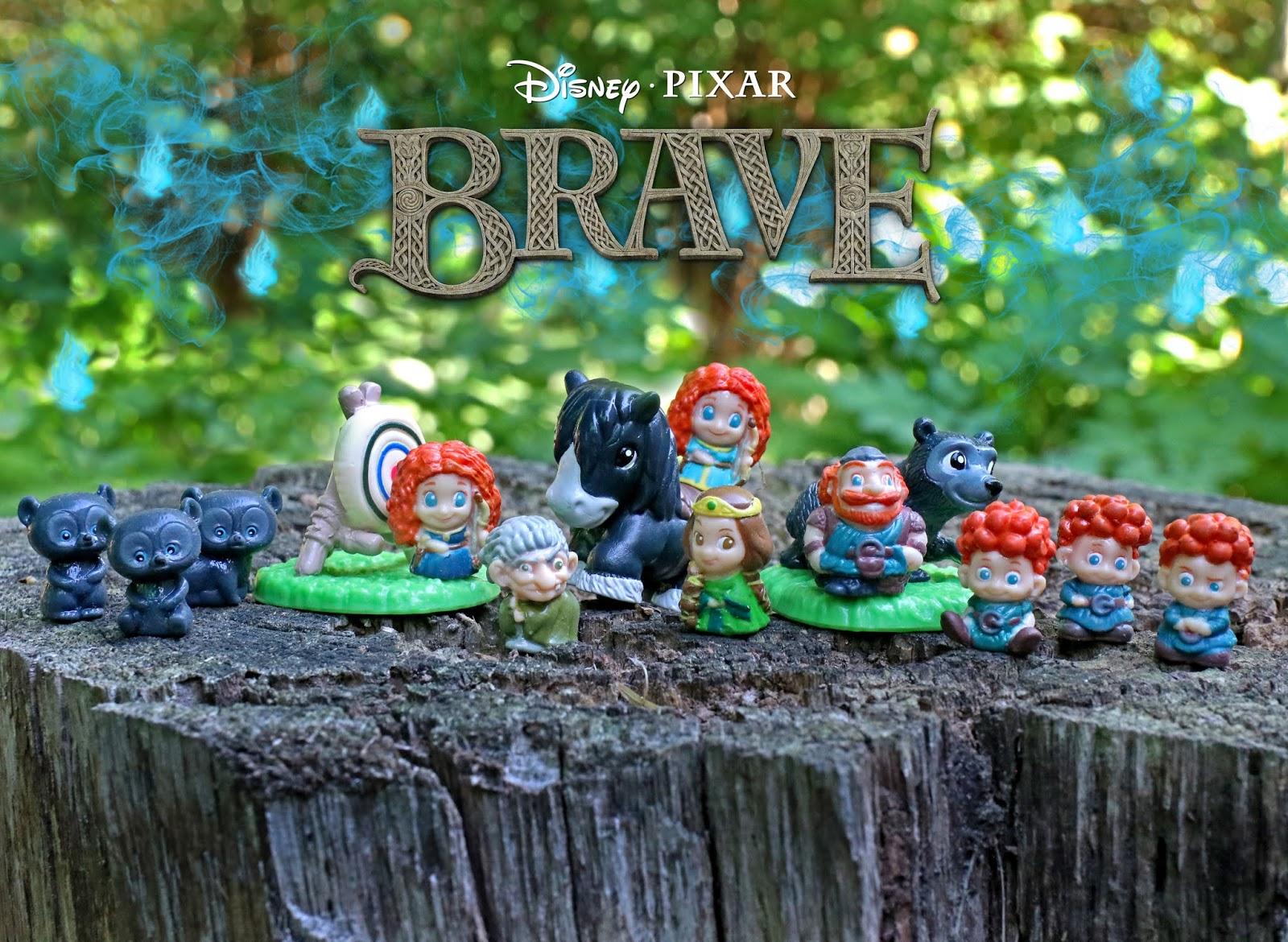 disney pixar brave squinkies toys