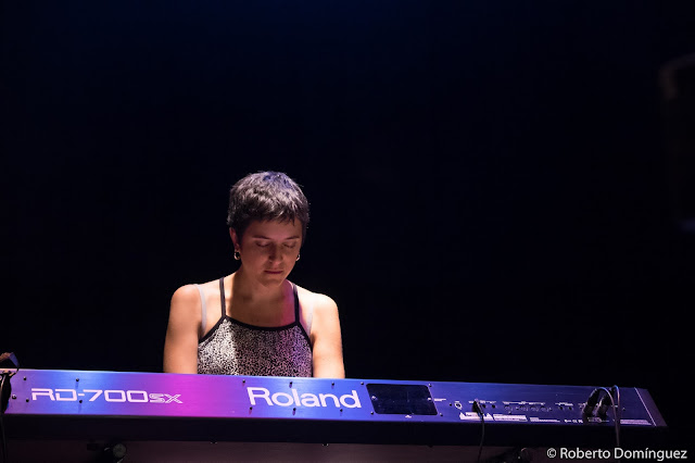 © R.Domínguez - Joana Gomila al Festival Altaveu