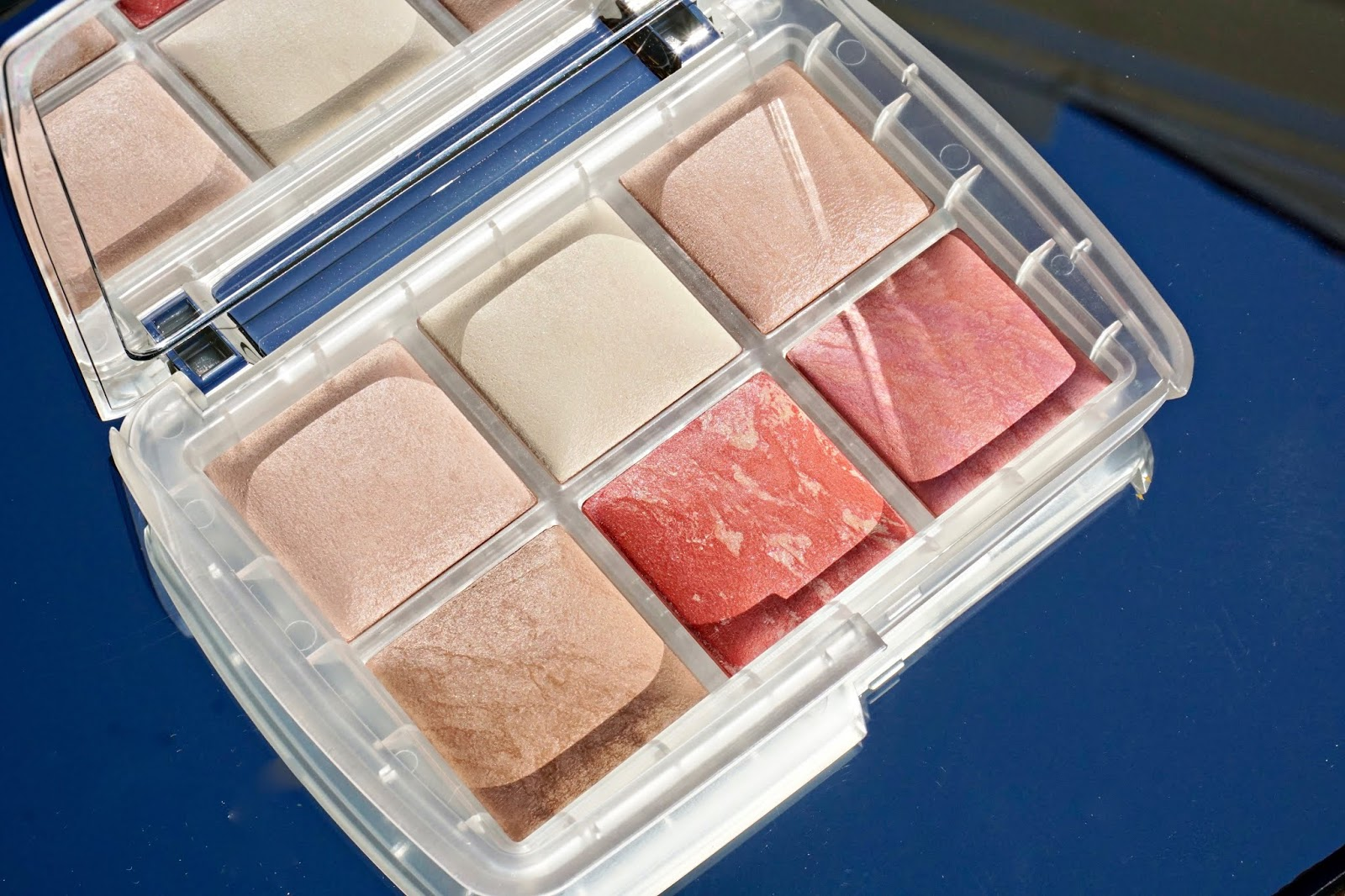 hourglass ghost palette swatches