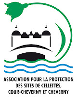 Association pour la Protection des Sites de Cellettes, Cheverny et Cour-Cheverny - Logo