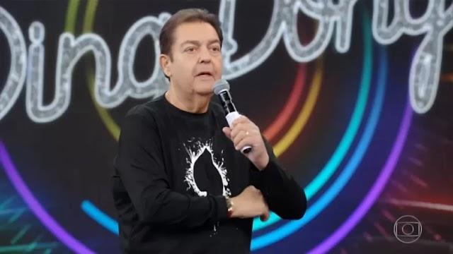 Fim abrupto do Domingão será para sempre uma mancha na história da Globo...