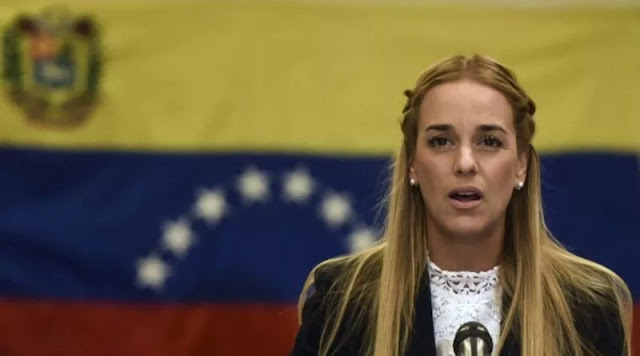 Leopoldo López será candidato si convocan elecciones libres, afirma Lilian Tintori