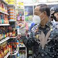 Jelang Lebaran, Wabup Sanggau Lakukan Sidak Pasar, Cek Harga Barang?