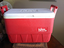 Retro Dad Igloo Coolers. 20 Years And