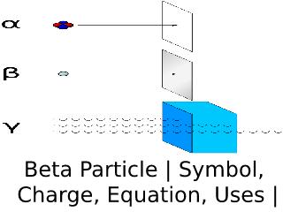 Beta Particle.