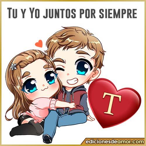 tu y yo T