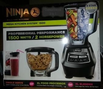 Ninja Mega Kitchen System Review Plus Strawberry Watermelon ...