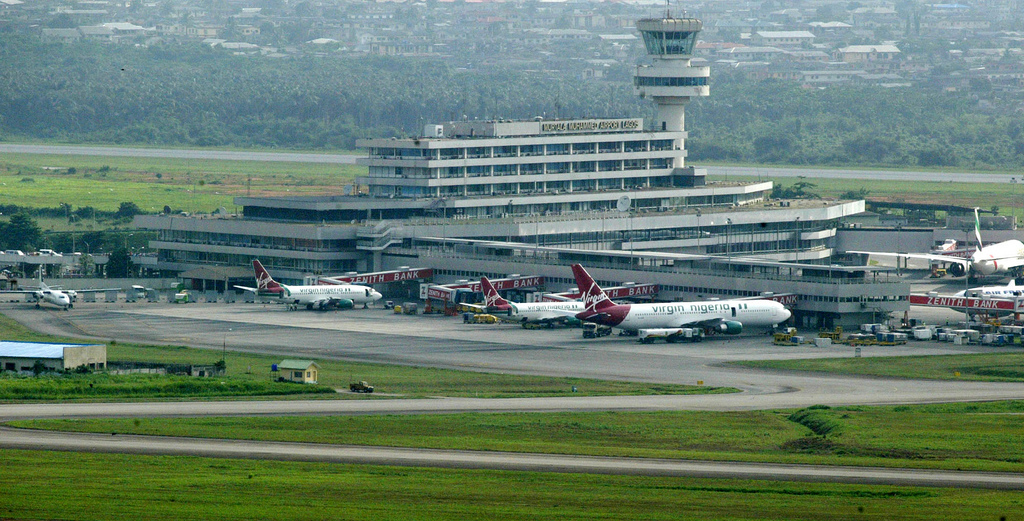 nigerian airports not certified