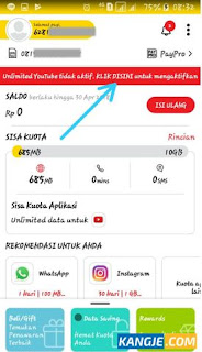 Unlimited Youtube Ala Indosat IM3 OOREDOO, Benar atau Tidak?