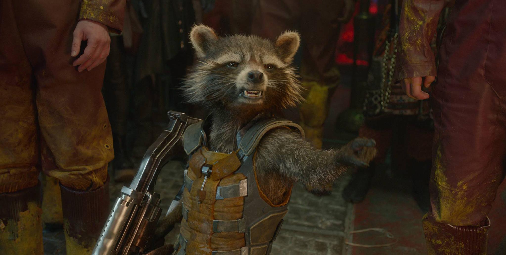 Bradley Cooper's Marvelous Voice acting in Guardians of the Galaxy : ジェームズ・ガン監督のヒーロー映画の大ヒット作「ガーディアンズ・オブ・ザ・ギャラクシー」のブラッドレー・クーパーのマーベルな声優ぶりをご覧ください ! !