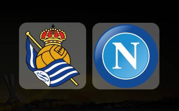 بث مباشر مباراة نابولي وريال سوسيداد