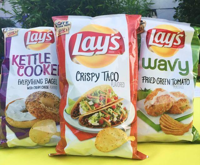 Lays potato chip contest winners