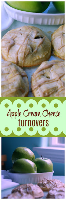 apple cream cheese turnover recipe