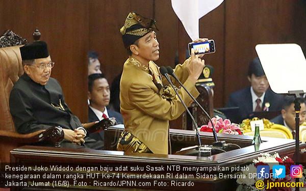 Fadli Zon Jawab Jokowi: Diplomasi Politik Luar Negeri Tak Bisa Cuma Pakai Smartphone