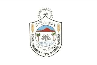 Gomal University Dera Ismail Khan Jobs 2021 for Professors