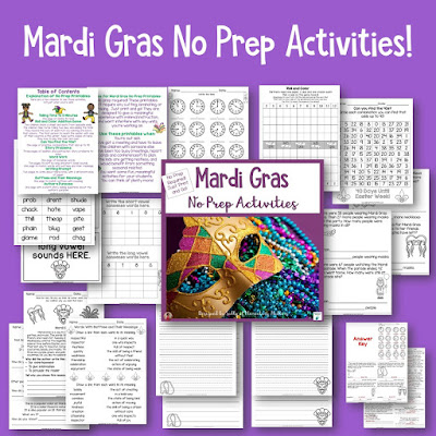 "How Do I Squeeze in Mardi Gras? There is so much going on, how do we find time to enjoy those ""fun"" holidays? Here are a few suggestions!"