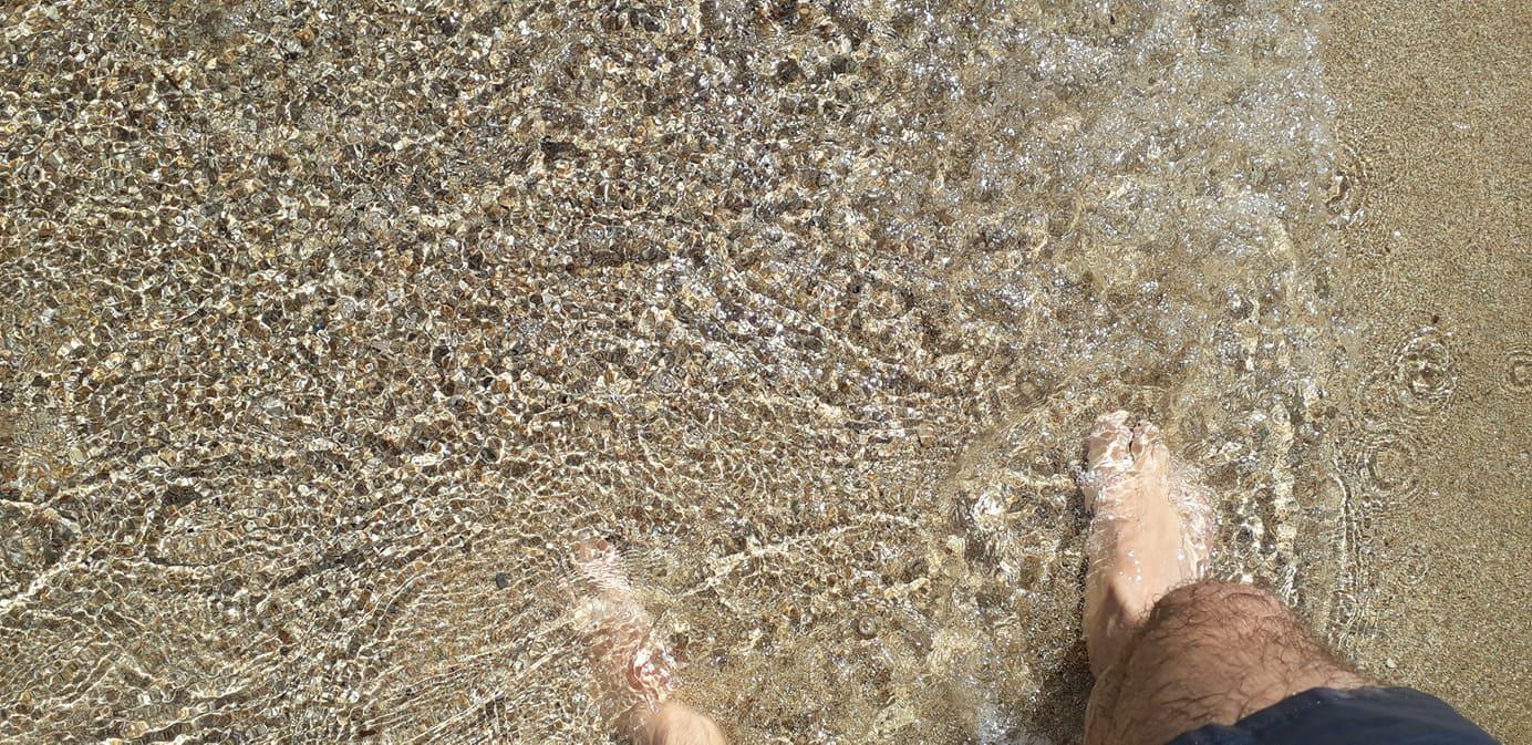 33d67f0a5d ... τον Απρίλιο και τώρα να κοντεύει να βγει κι ο Μάιος και τη θάλασσα να  τη βλέπω... τουριστικά! Πήγα λοιπόν στα Λεγρενά και ω