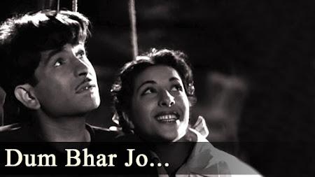 Dam Bhar Jo Udhar Munh Phere - Awara (1951)