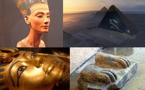 Eski Mısır'ın Çözülmemiş Gizemleri
