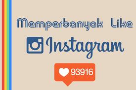 Cara Cepat Memperbanyak Like di Instagram-1