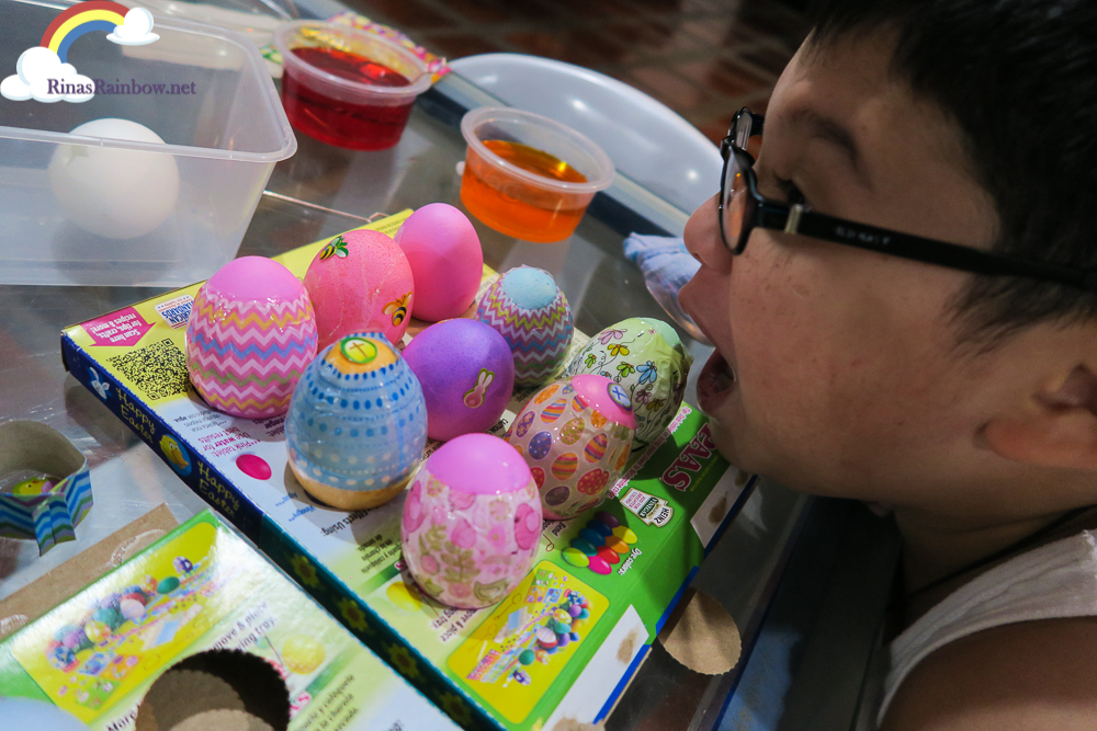 Rina's Rainbow: PASS Deluxe Egg Decorating Kit: A Cool Way ...